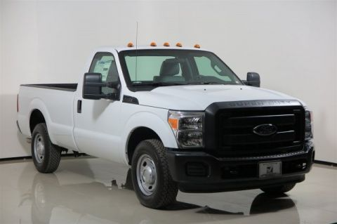 New Ford F-250 Regular Cab XL SRW