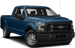 New Ford F-150 SuperCab XL
