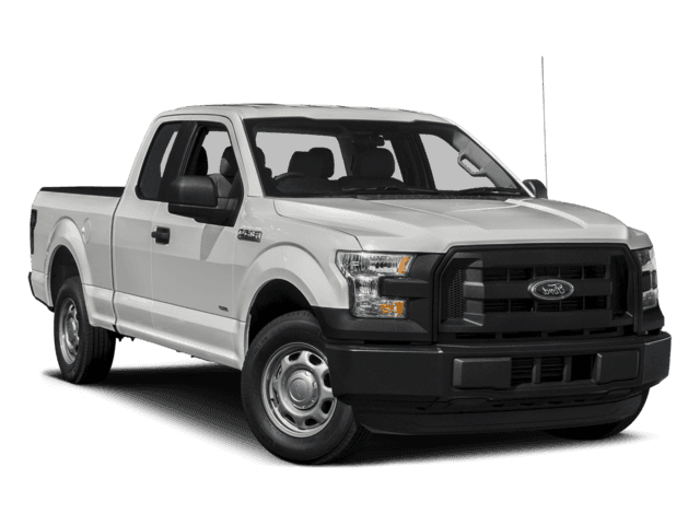 New Ford F-150 SuperCab XL2